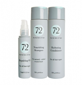 72 Hair Nourishing Bundle